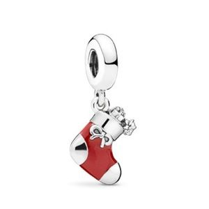 Pandora Red Scooter Dangle Charm